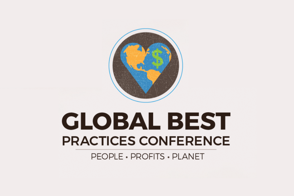 Crew at TDN2K's Global Best Practices Conference